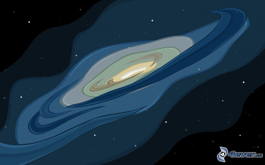 galaxia, universo