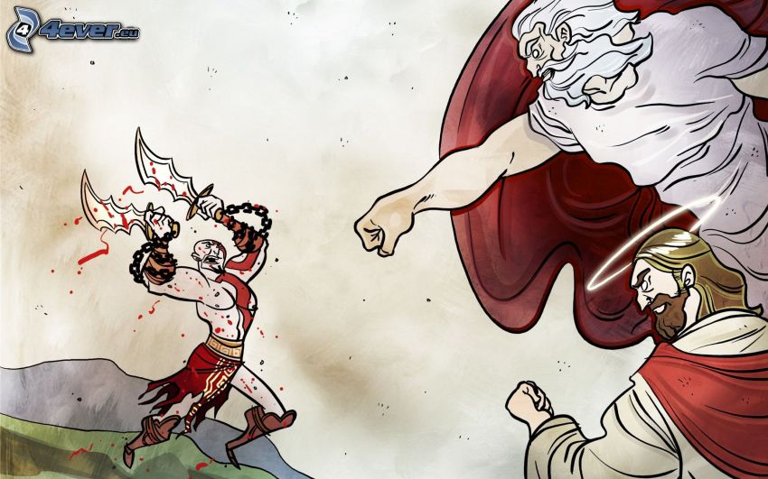 God of War 3, Juegos de PC