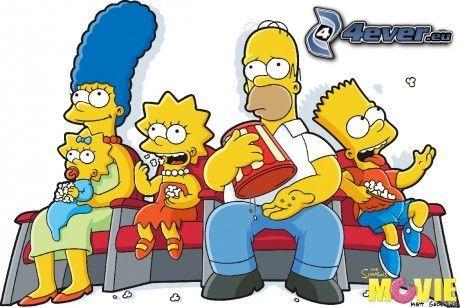 Los Simpson, historia