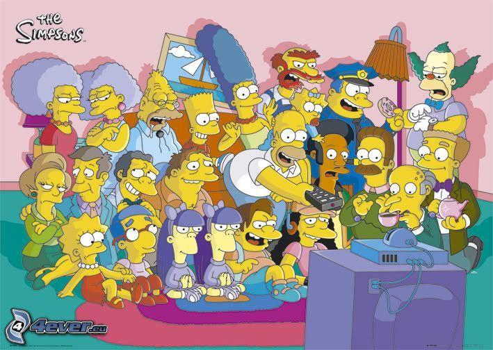 Los Simpson, serie
