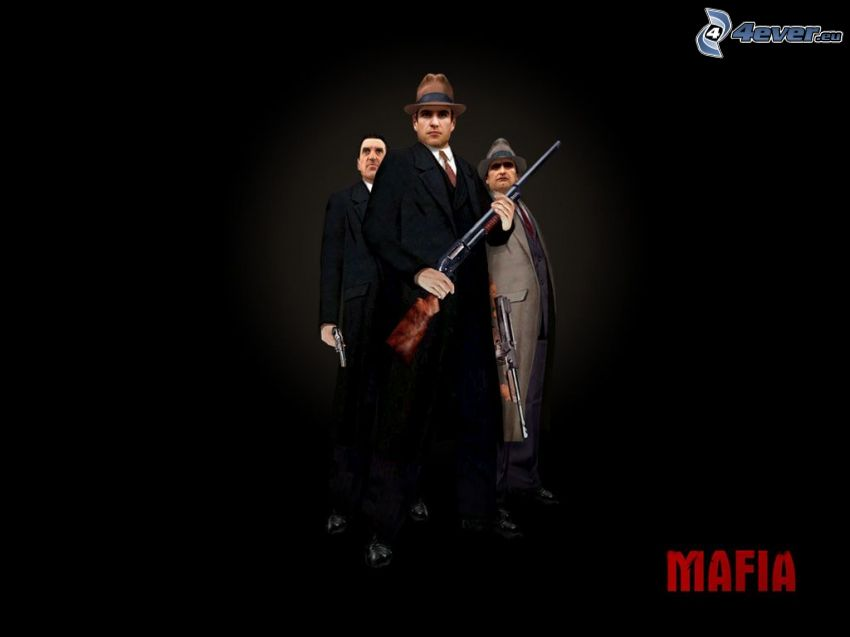 Mafia, Tommy, Sam, Paulie