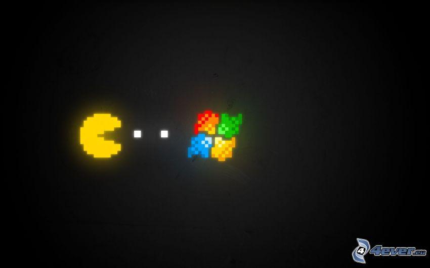 Pacman, Windows