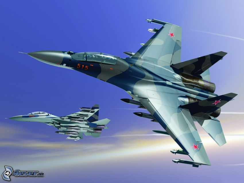 Sukhoi Su-30