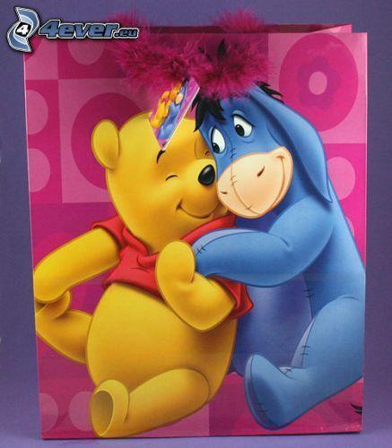 Winnie the Pooh, bolsa