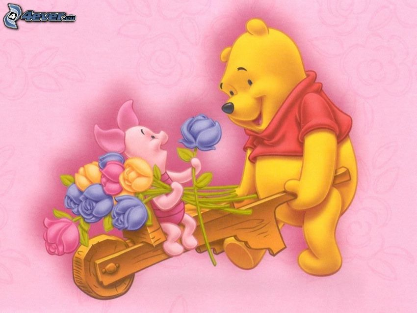 Winnie the Pooh, cerdito