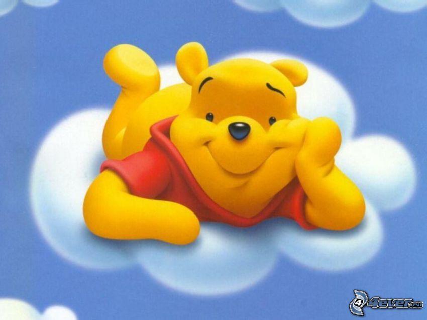Winnie the Pooh, dibujos animados