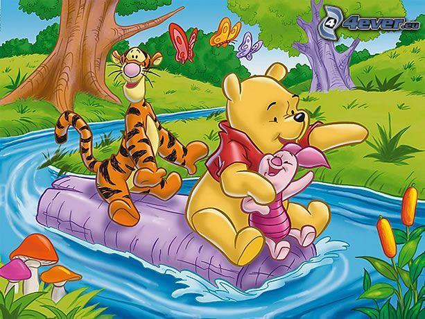 Winnie the Pooh, historia