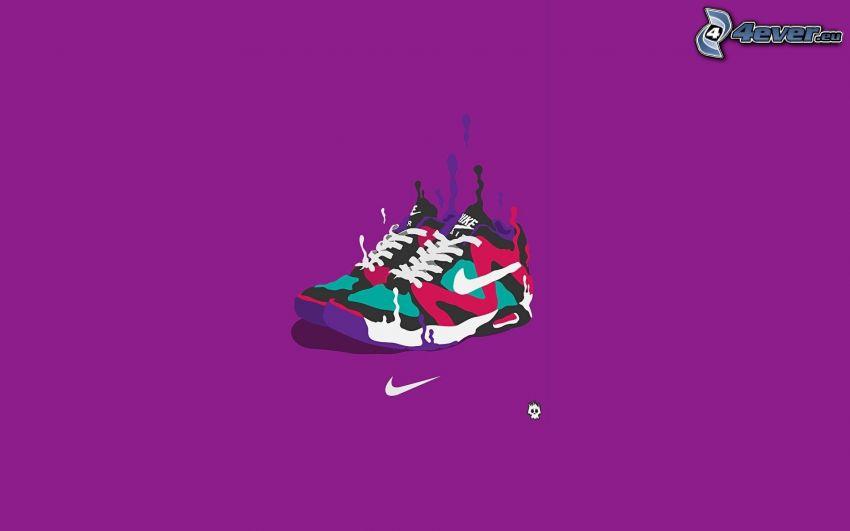 zapatos deportivos, Nike
