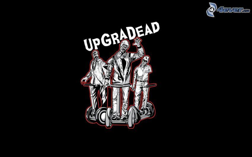 zombie, Segway