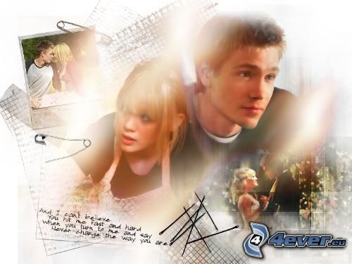 A Cinderella Story, Chad Michael Murray, Hilary Duff