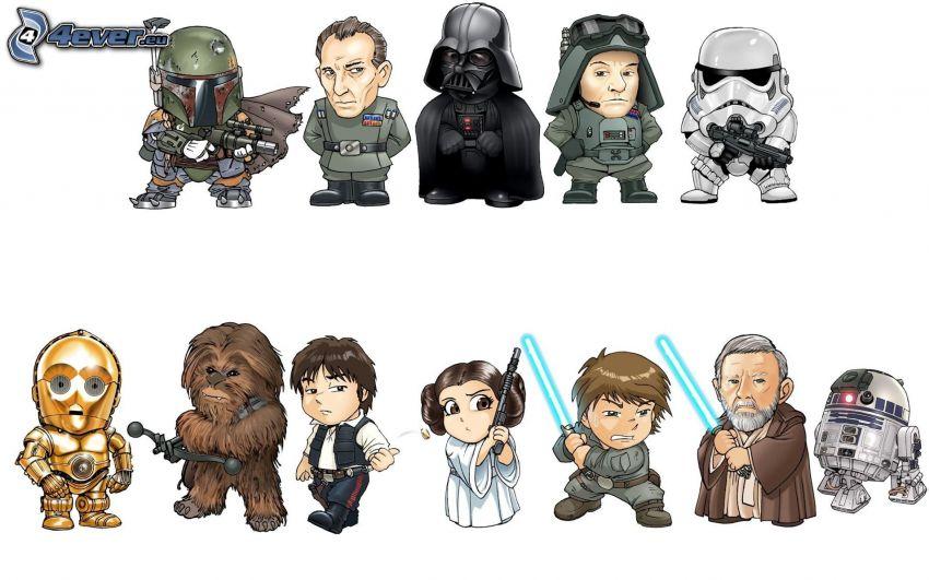Boba Fett, Star Wars