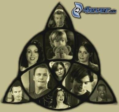 Charmed, brujas