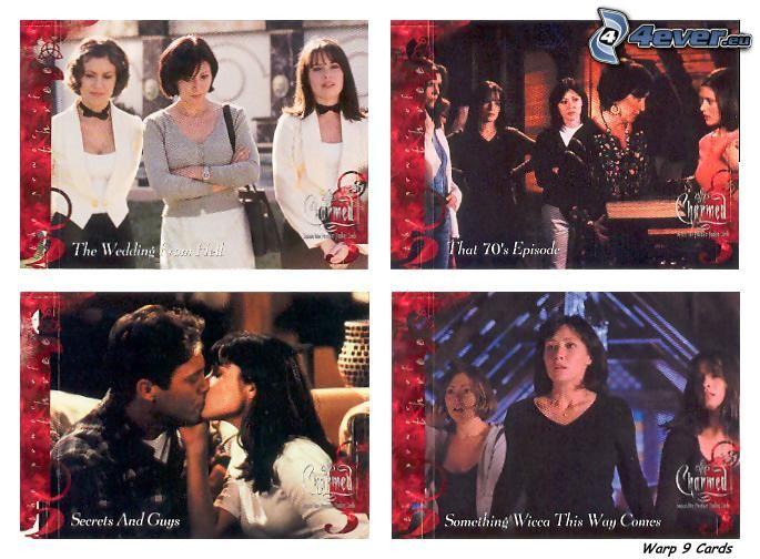 Charmed, Piper, Prue, Pheobe