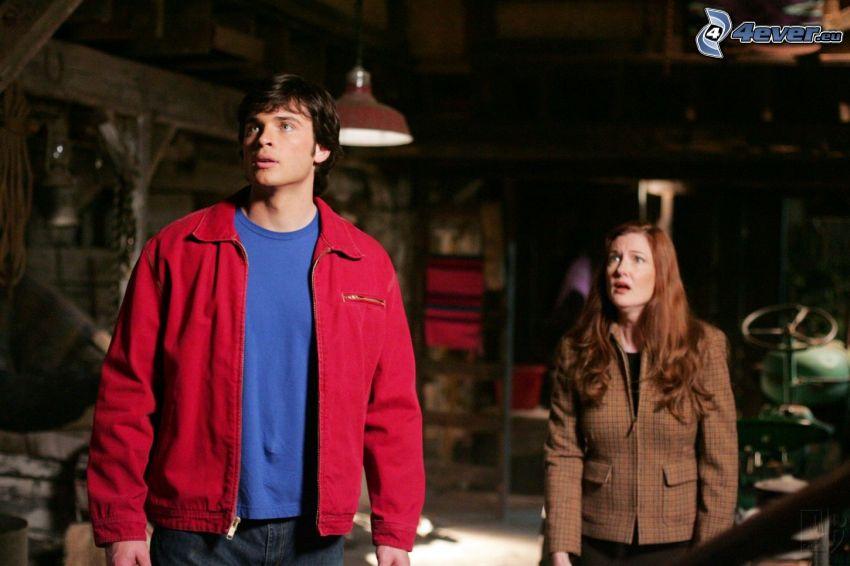 Clark Kent, Smallville