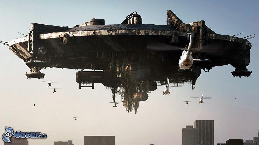 District 9, extraterrestres