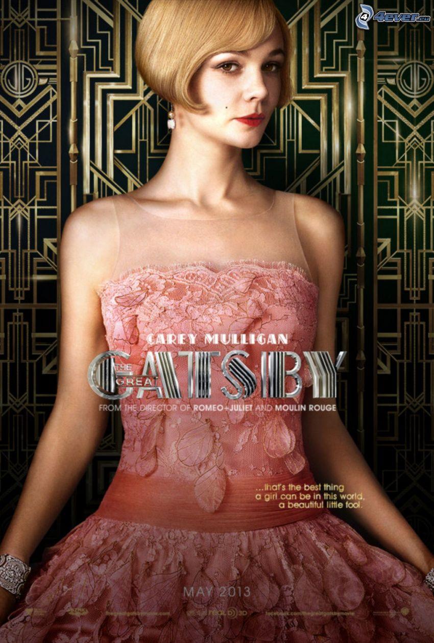 El Gran Gatsby, Daisy Buchanan, Carey Mulligan