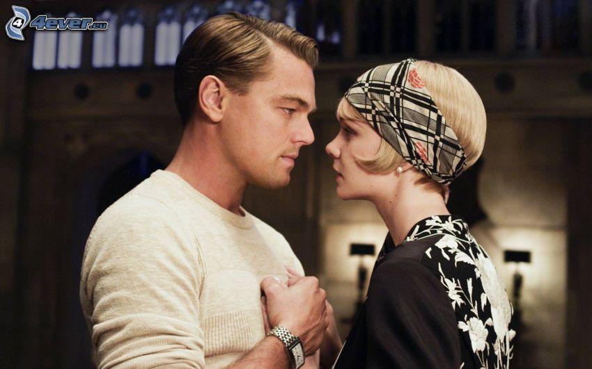 El Gran Gatsby, Jay Gatsby, Daisy Buchanan