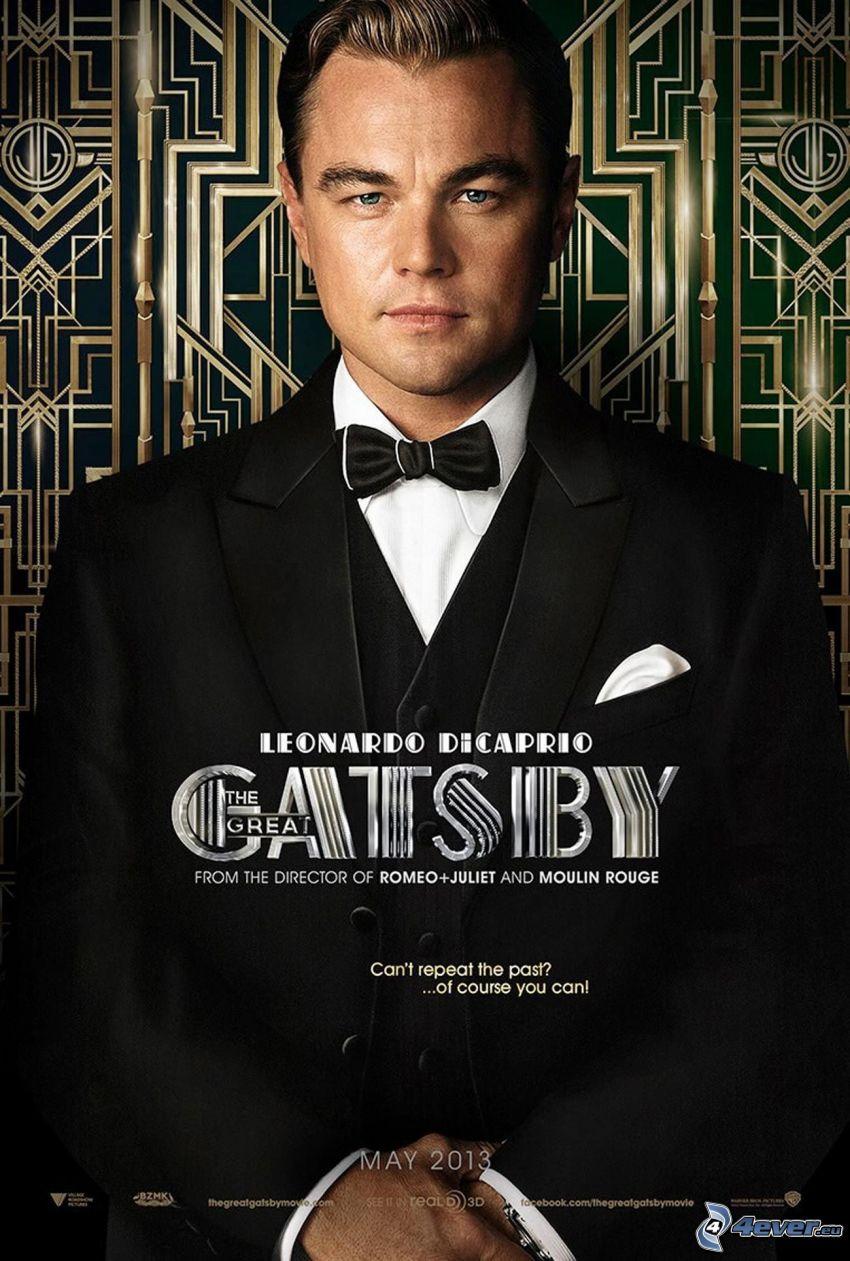 El Gran Gatsby, Jay Gatsby, Leonardo DiCaprio