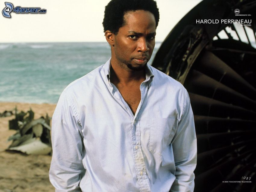 Harold Perrineau, Desaparecidos