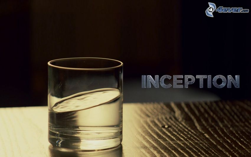 Inception, copa