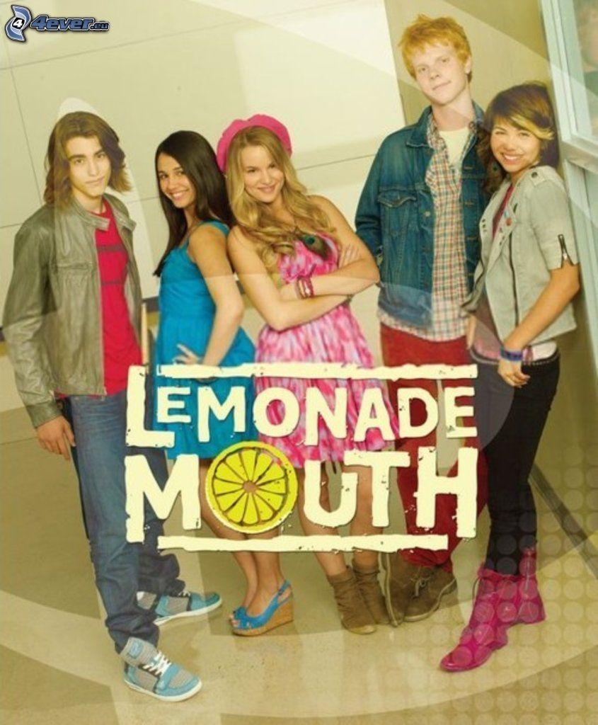 Clip musical   Lemonade Mouth - Somebody - YouTube