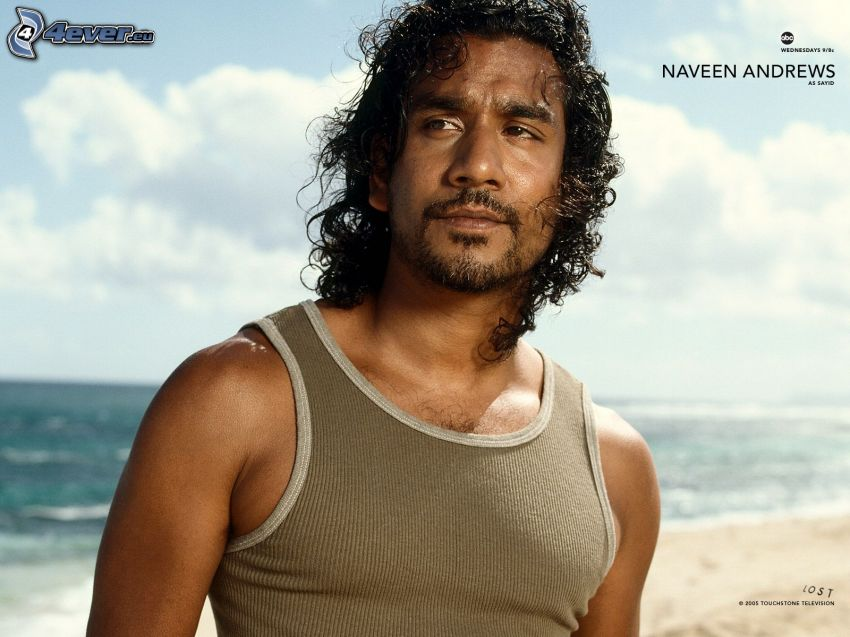 Naveen Andrews, Desaparecidos