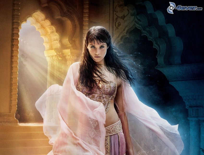Prince of Persia, princesa