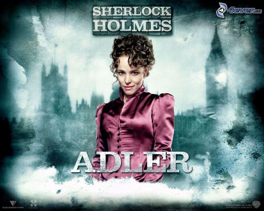 Sherlock Holmes, Adler