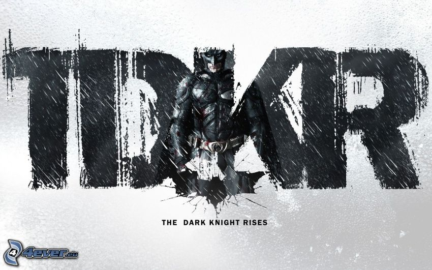 The Dark Knight Rises, Batman