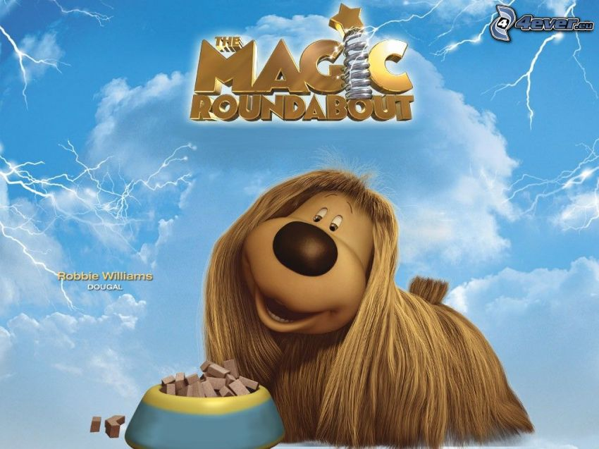 The Magic Roundabout, perro