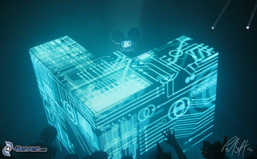 deadmau5, DJ