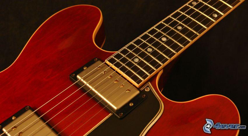 guitarra, Strings