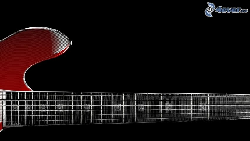 Guitarra Eléctrica, Strings