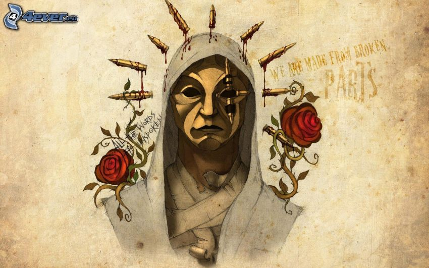 Hollywood Undead, proyectil