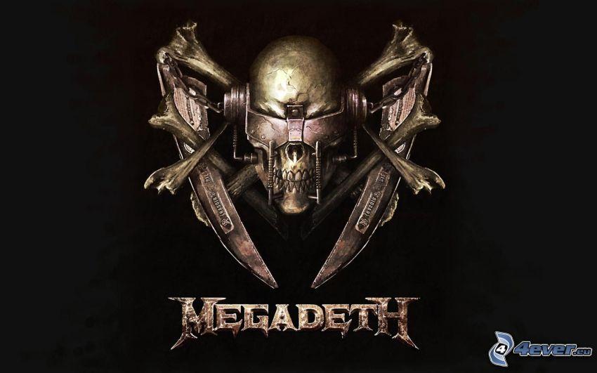 Megadeth, cráneo