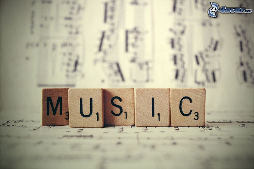 music, música, cubos