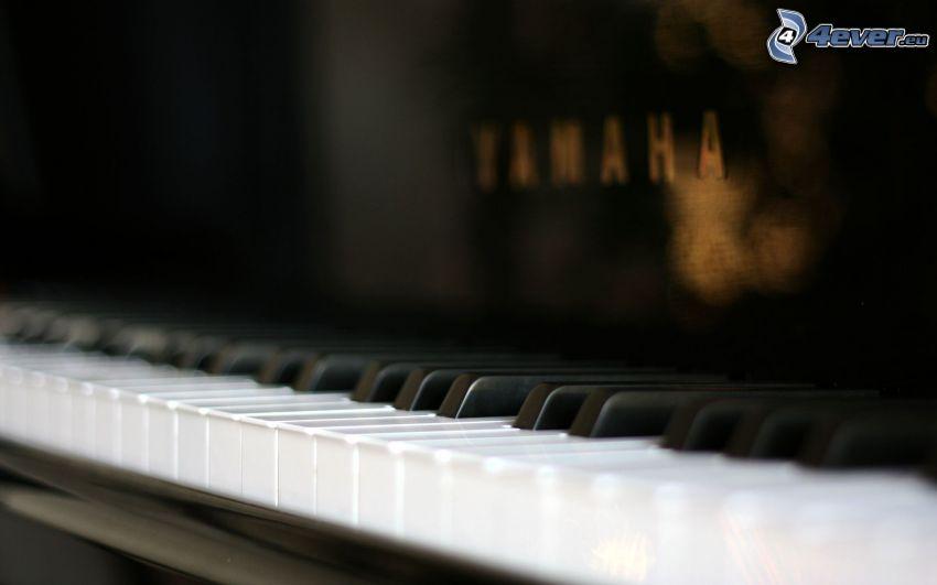 piano, Yamaha