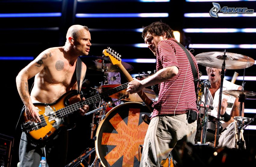 Red Hot Chili Peppers, concierto