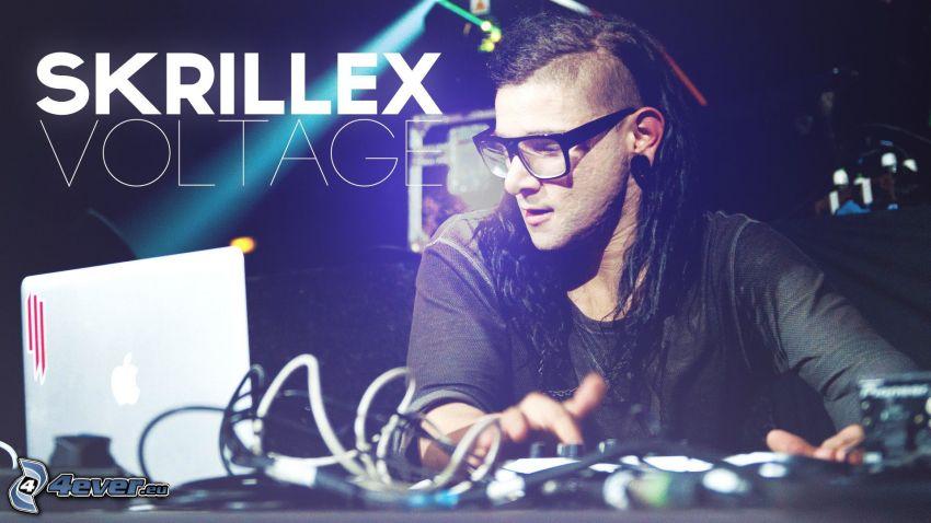 Skrillex, DJ