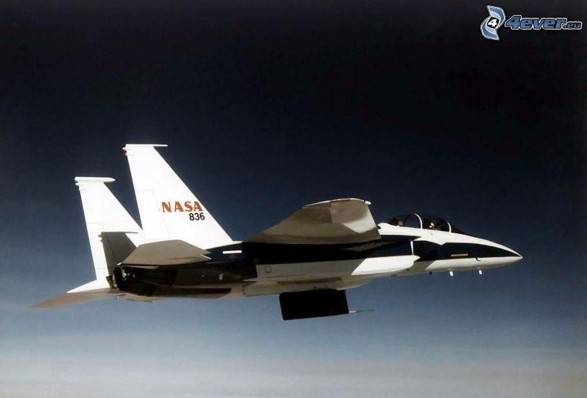 avion de caza, NASA