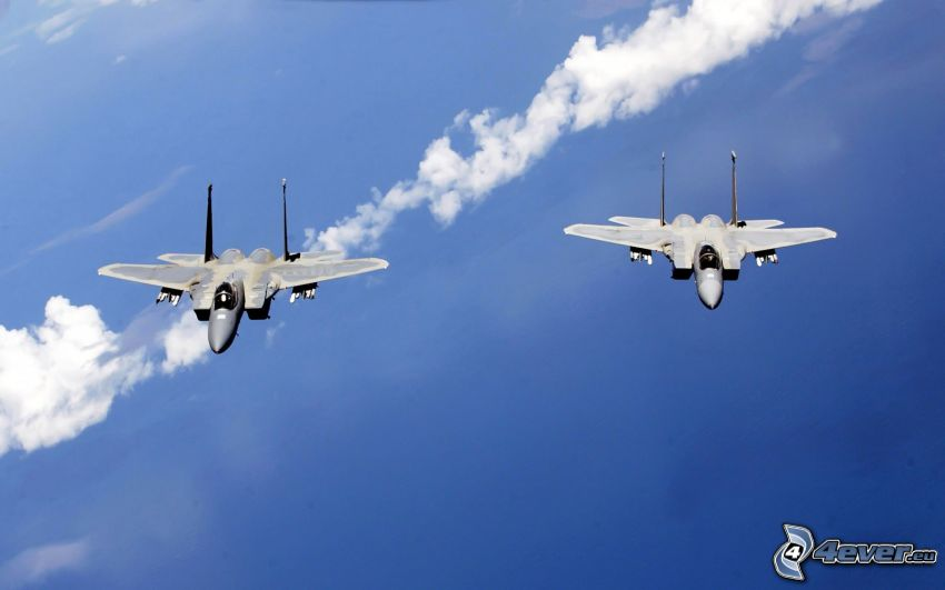 Escuadrón de F-15 Eagle