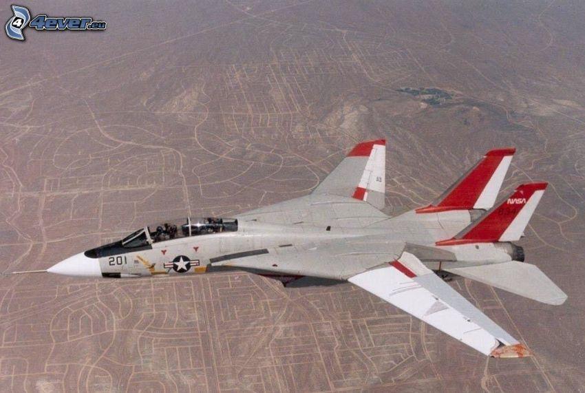 F-14 Tomcat, NASA