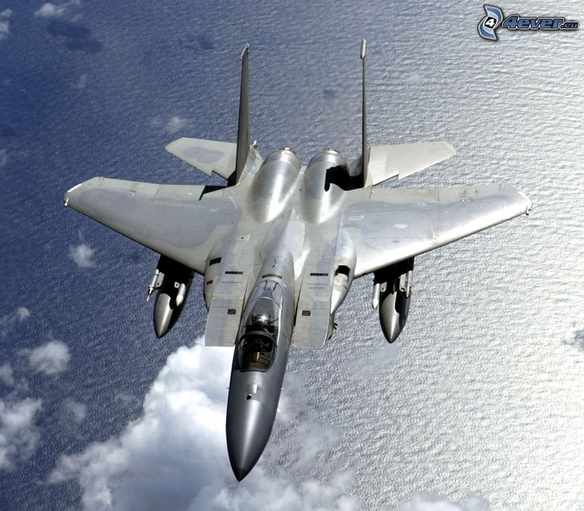 F-15 Eagle, mar