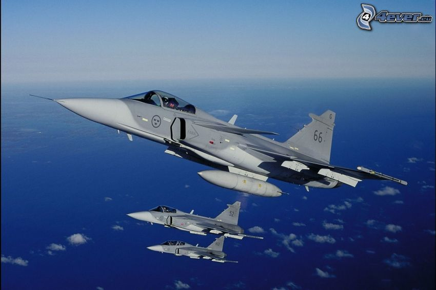 Saab JAS 39 Gripen, mar