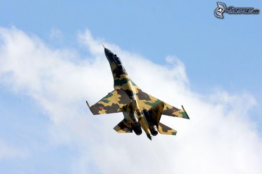 Sukhoi Su-35, avion de caza