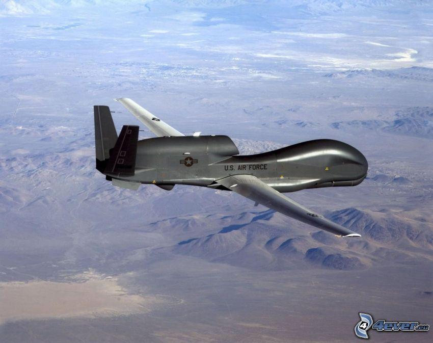 Global Hawk, vehículo aéreo no tripulado