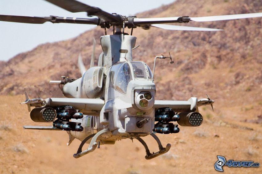 AH-1Z Viper, helicóptero militar