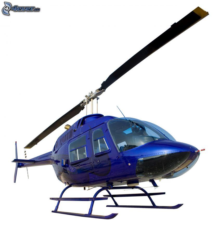 helicóptero personal