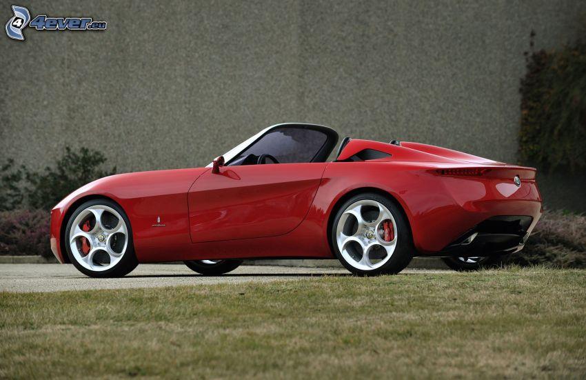 Alfa Romeo, descapotable