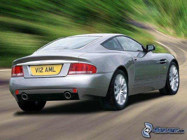 Aston Martin, coche